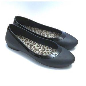 Exc. Condition ~ CROCS Lina Ballet Flats - Size 10